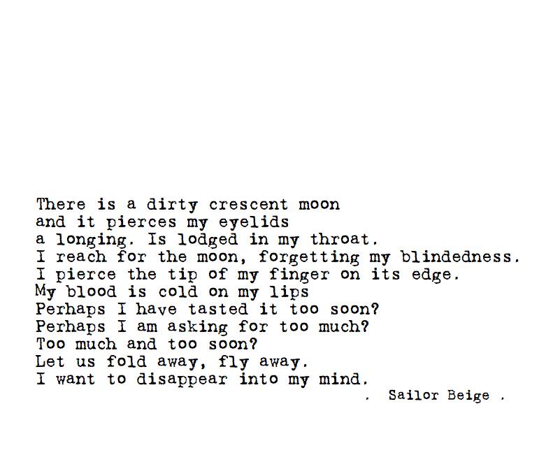 Sailor Beige | Savage, Gory, Word Worship